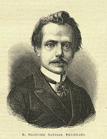 Navarro Villoslada, Francisco