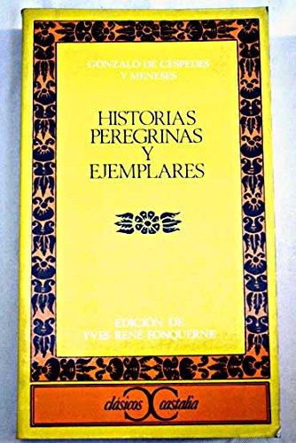 Historias peregrinas y ejemplares