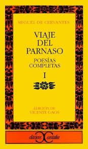 Viaje del Parnaso. Poesías completas, I