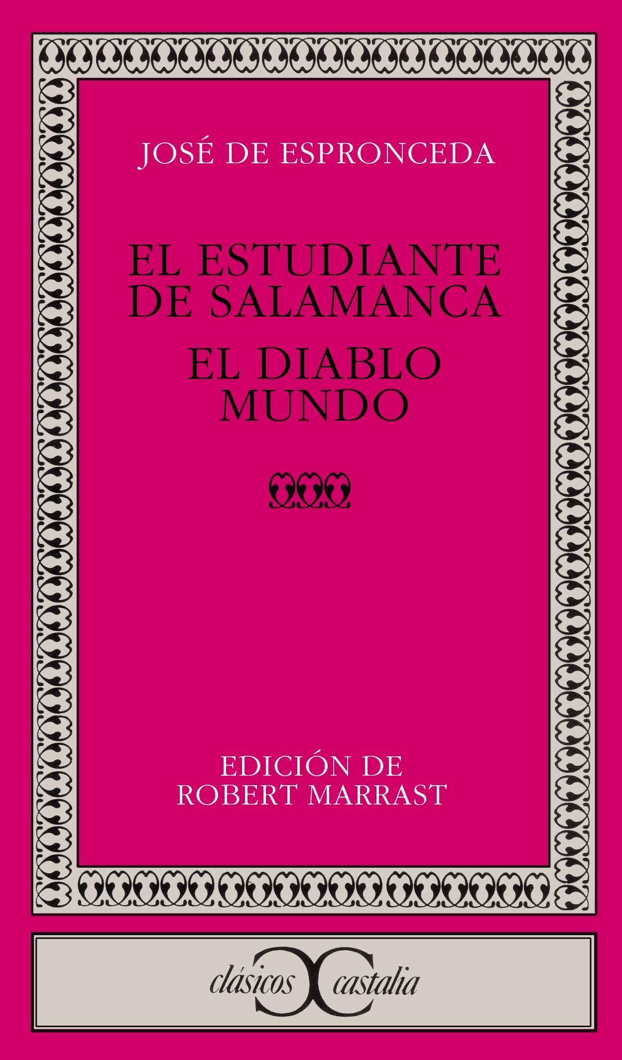 El estudiante de Salamanca. El diablo mundo