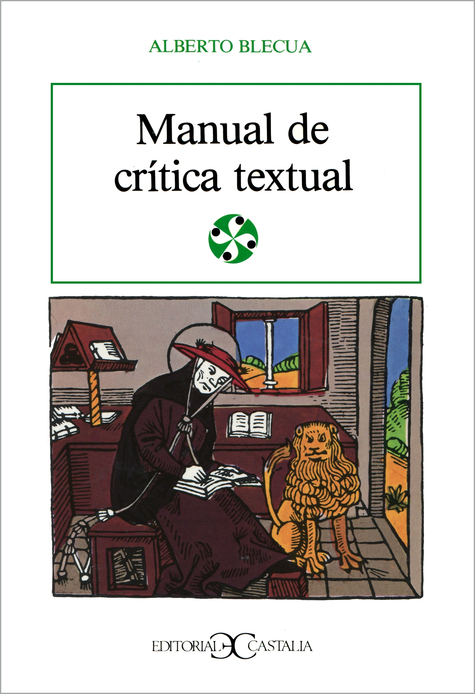 Manual de crítica textual (edición revisada)