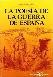 La poesía de la guerra en España