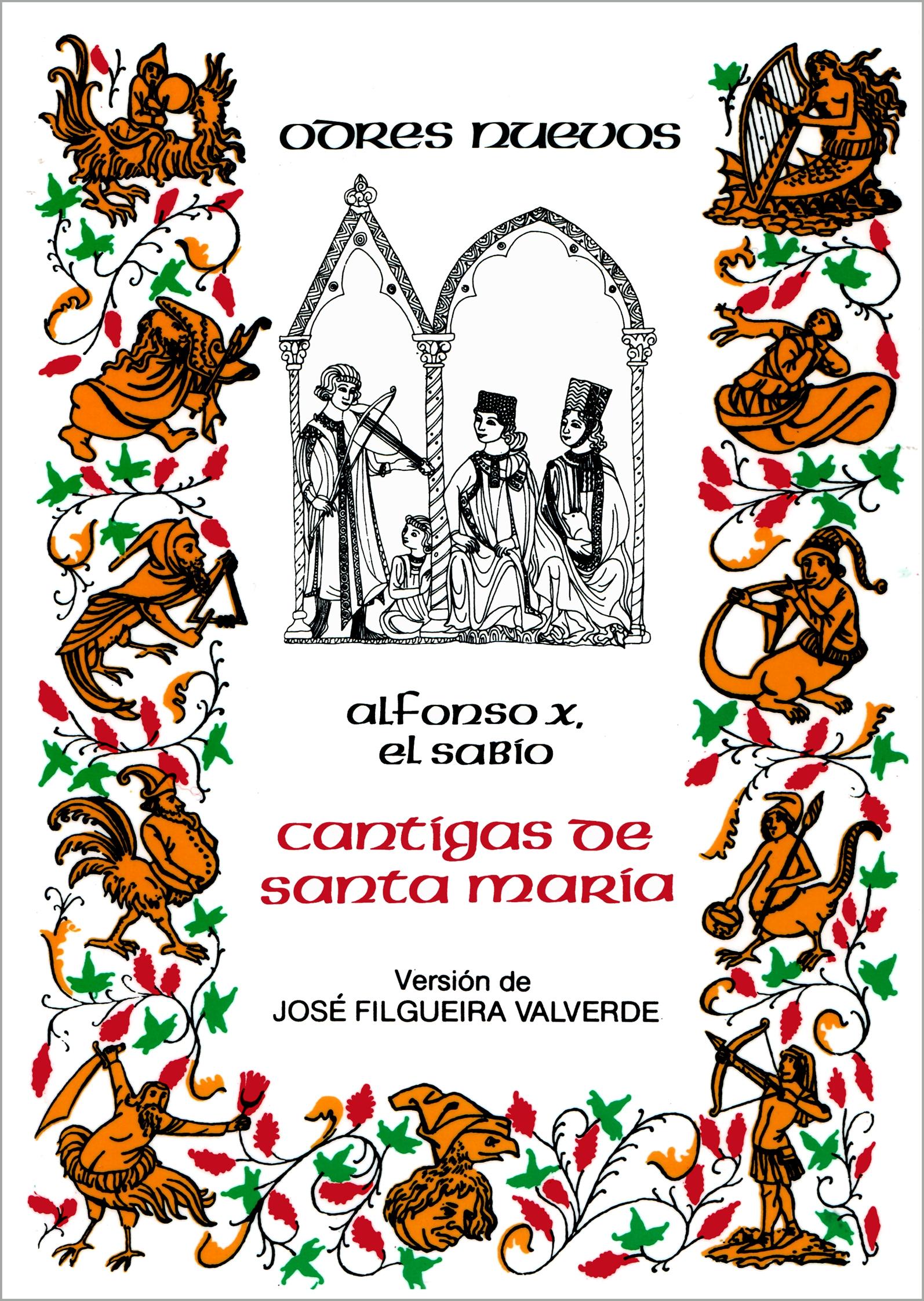Cantigas de Santa María, II
