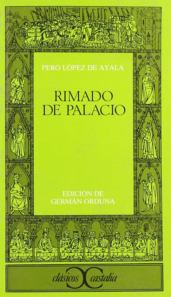 Rimado de Palacio