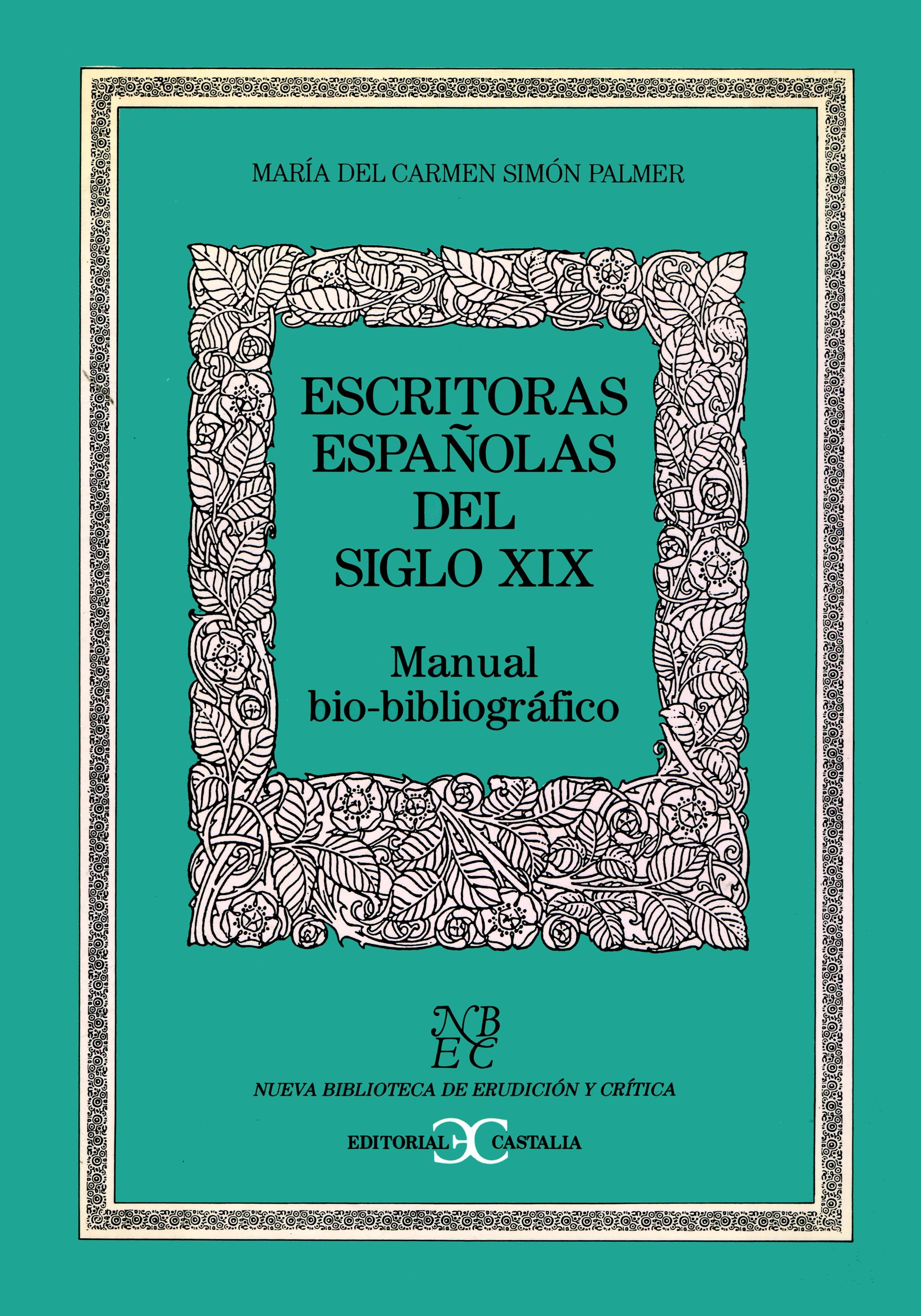 Escritoras españolas del siglo XIX