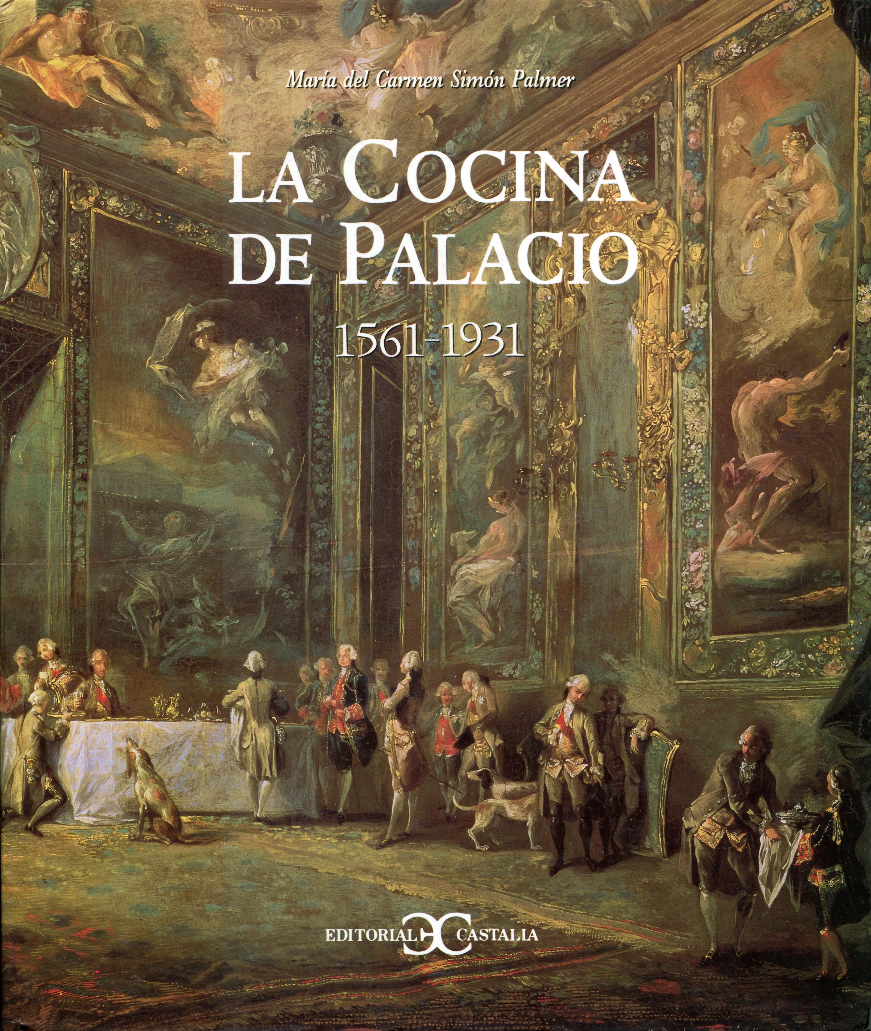 La cocina de Palacio
