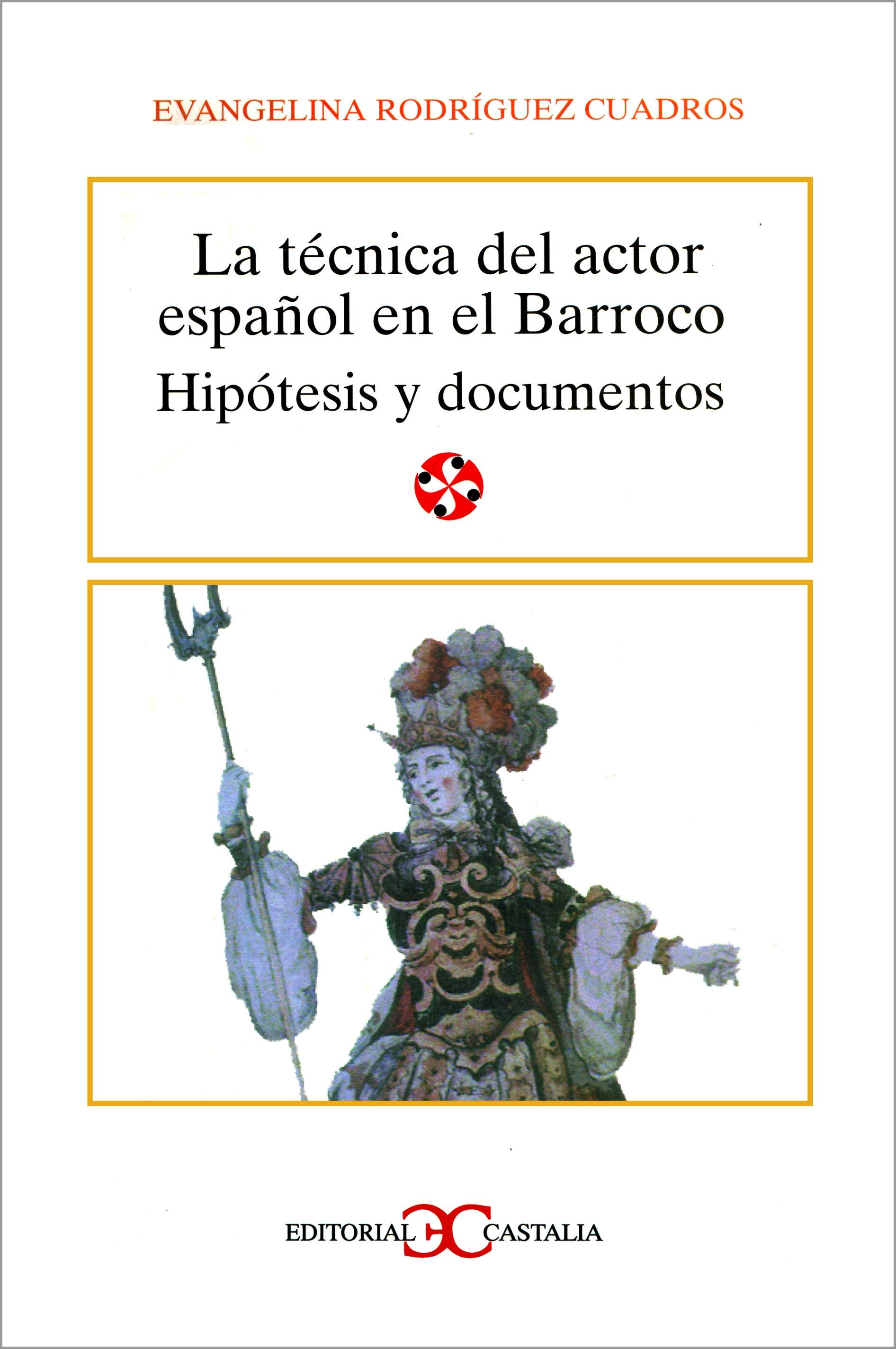 La técnica del actor español en el Barroco