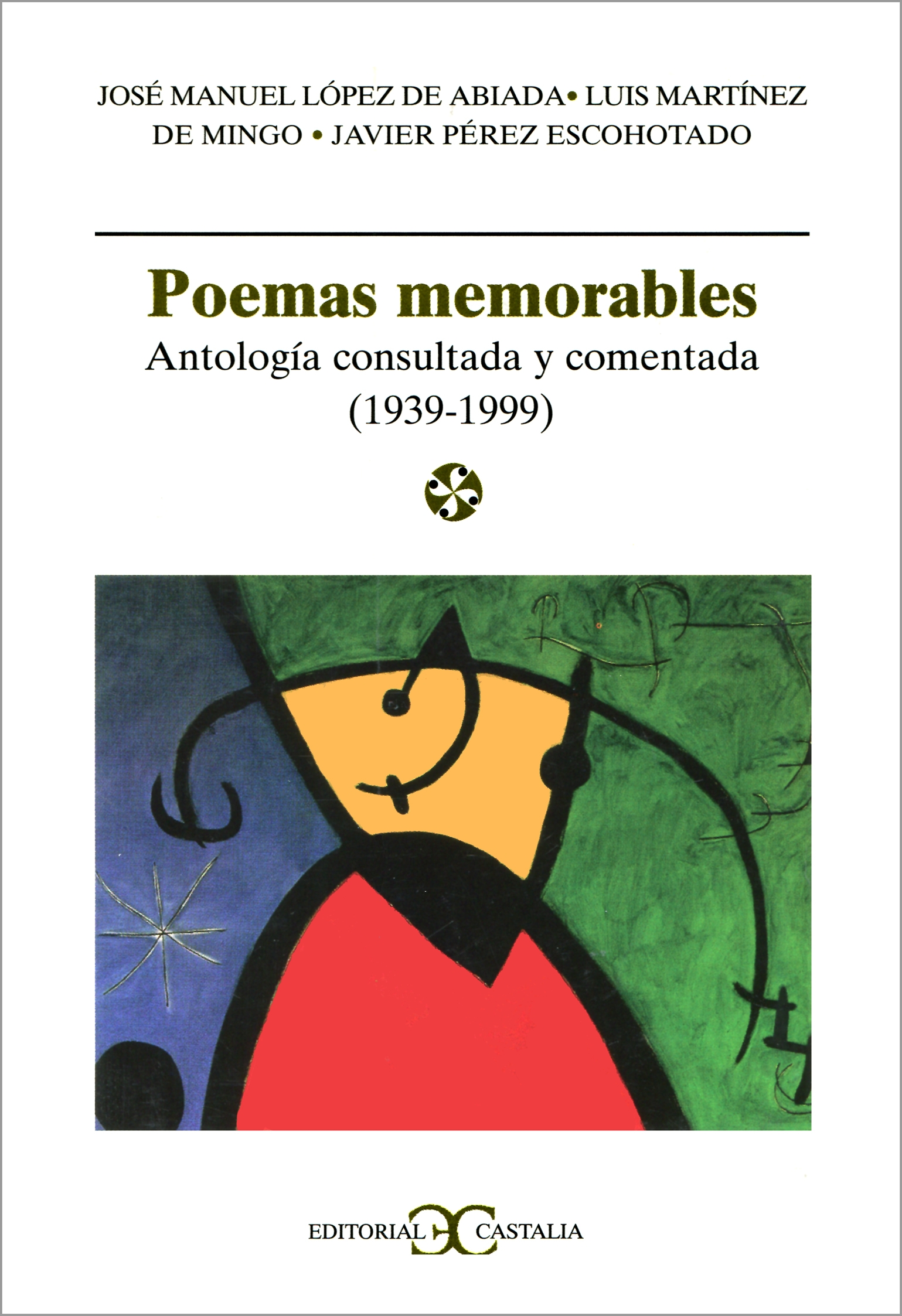 Poemas memorables