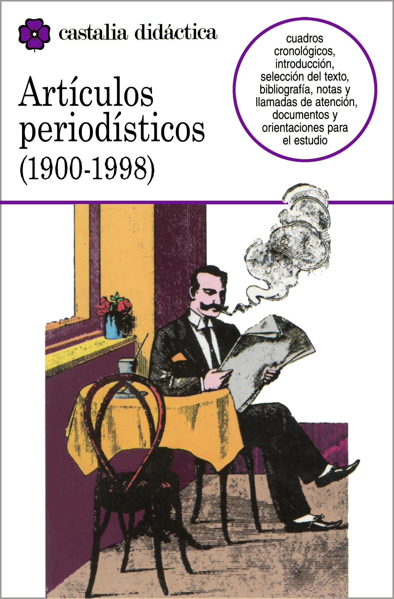 Artículos periodísticos (1900-1998)