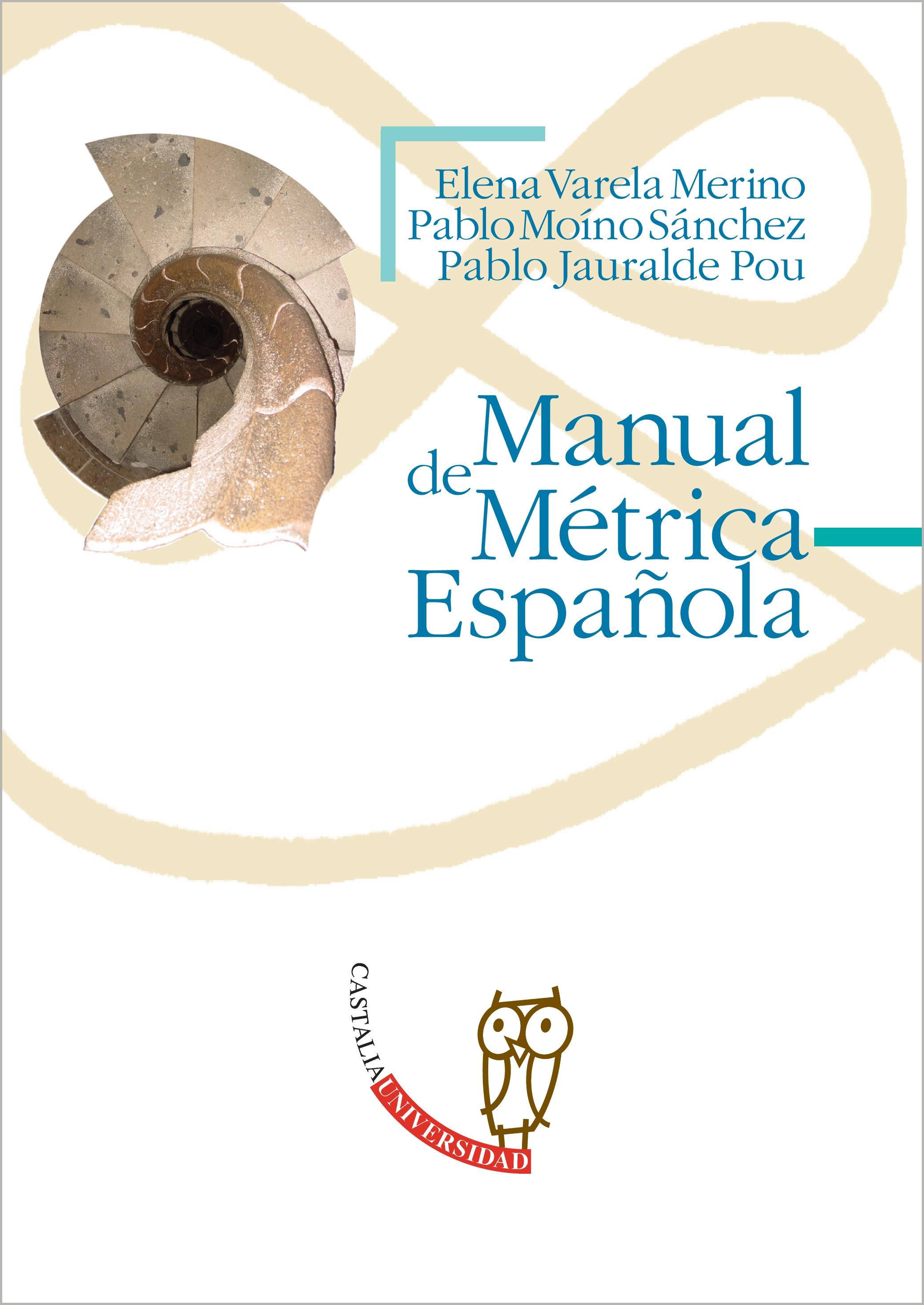 Manual de métrica española