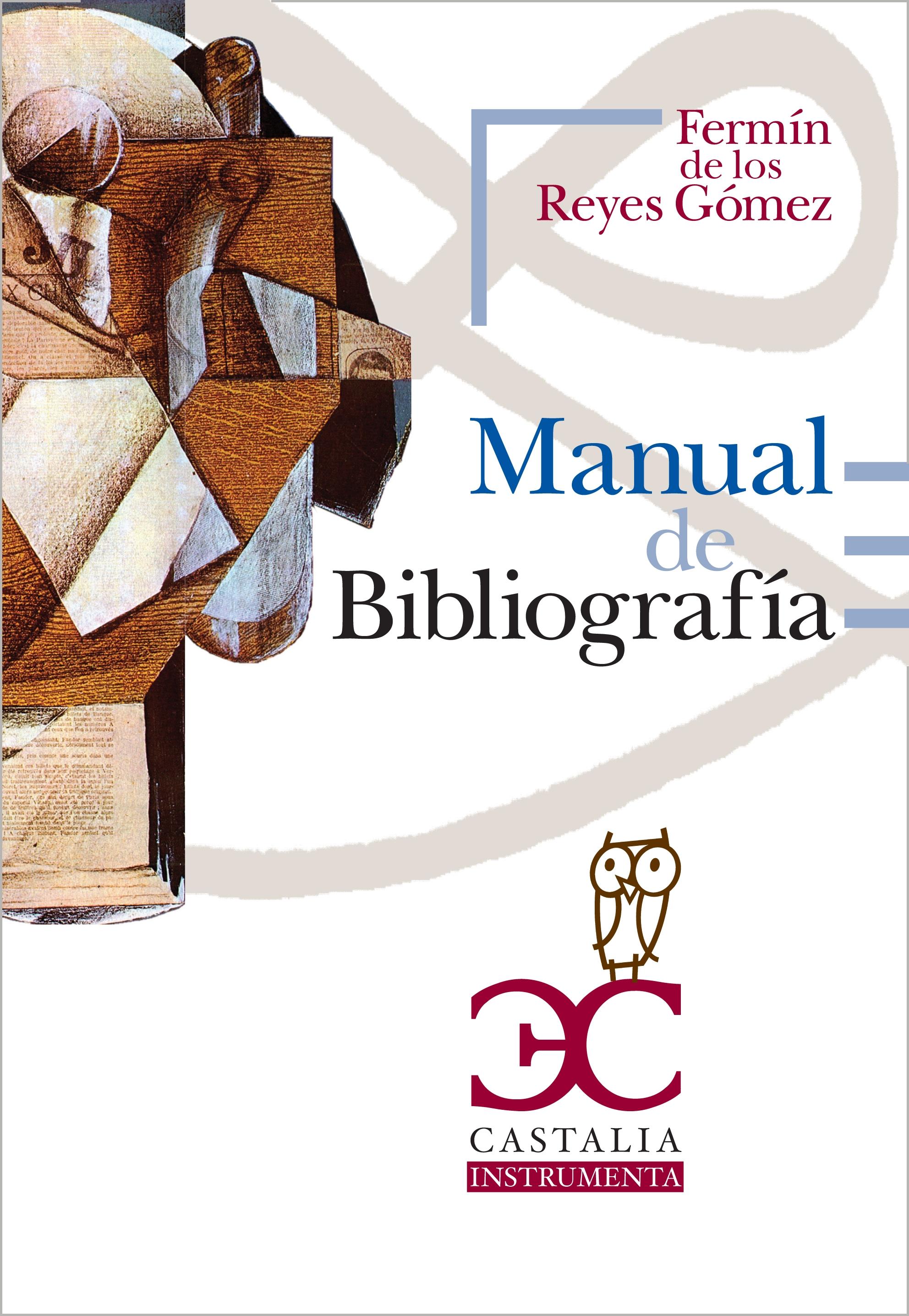 Manual de bibliografía