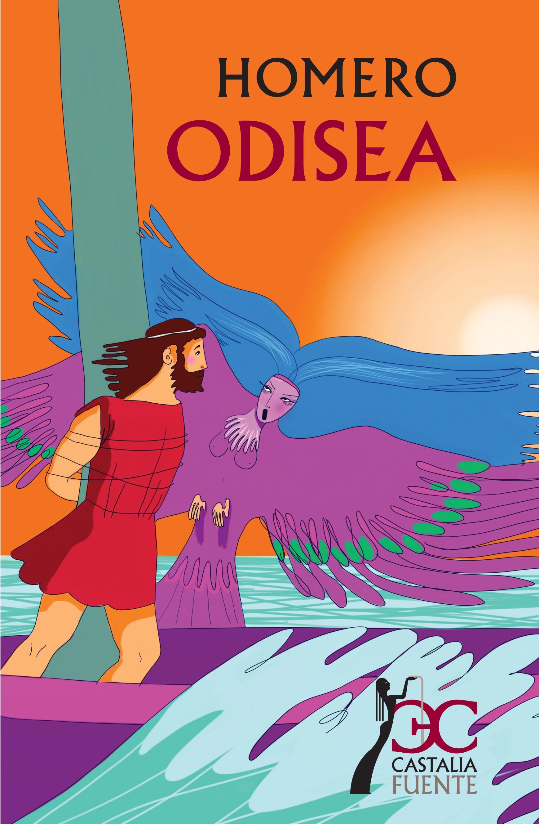 Actividades. Guía - Homero. Odisea