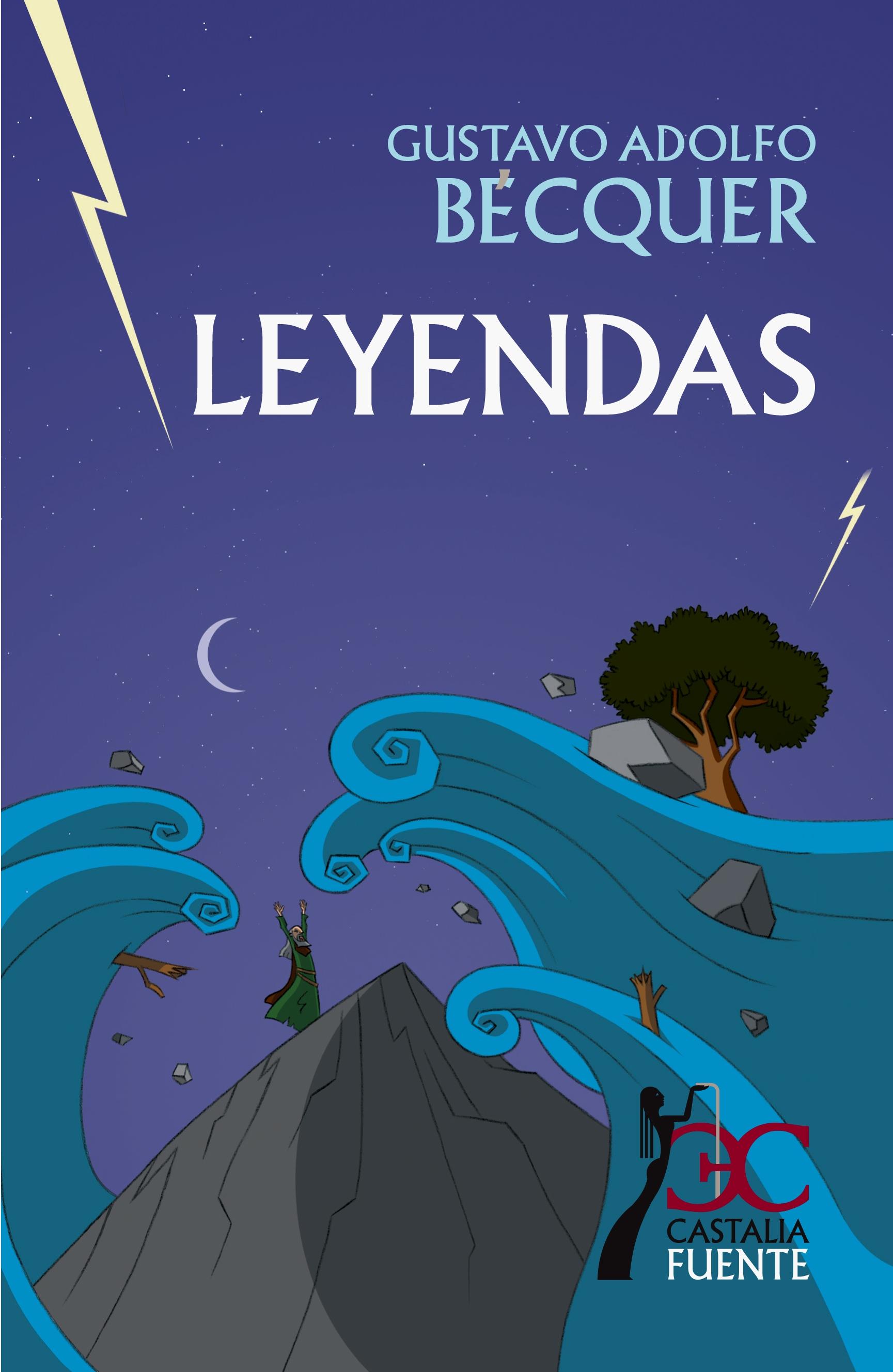Actividades. Guía - Leyendas, Gustavo Adolfo Bécquer