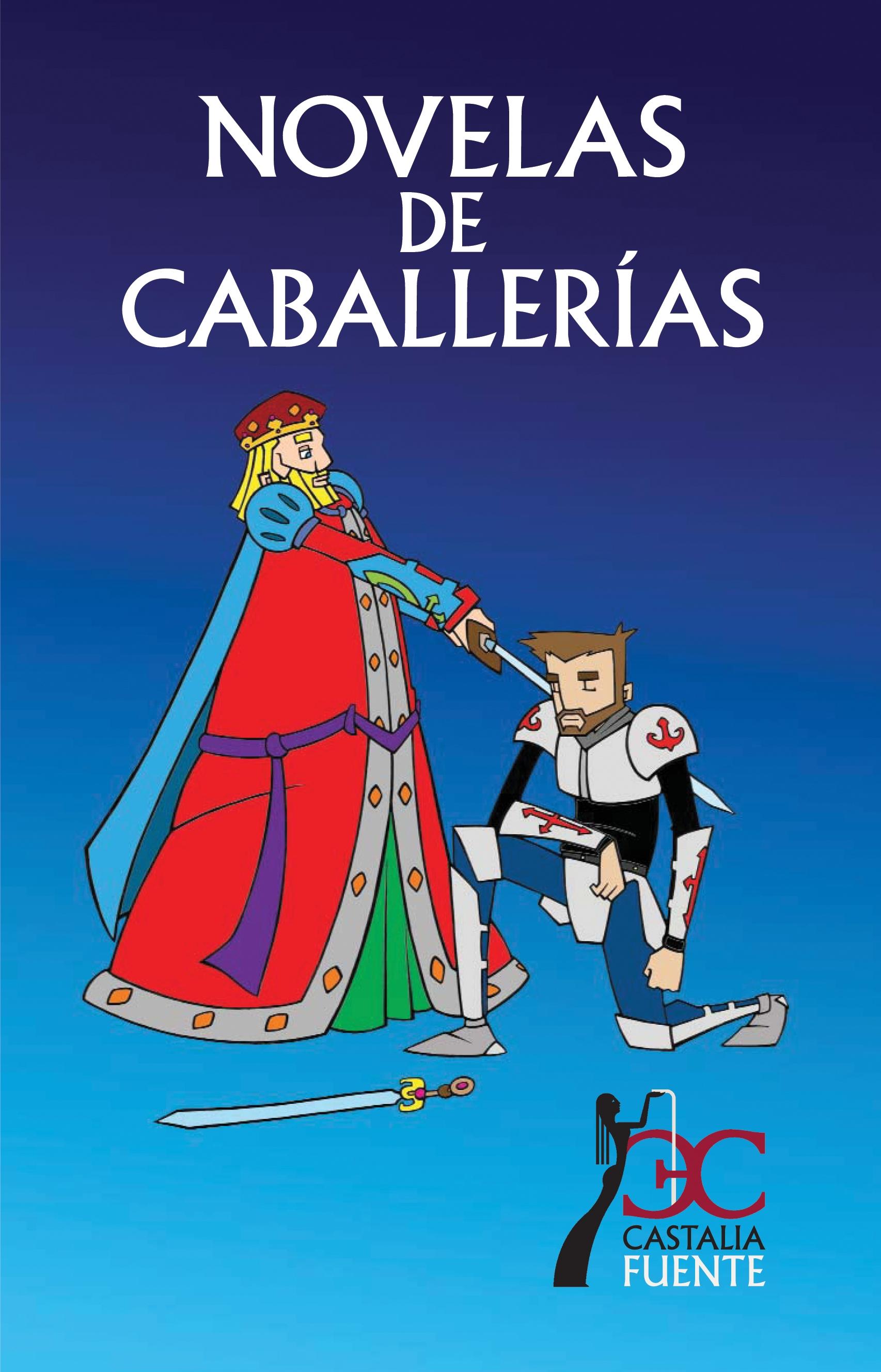Actividades. Guía - Novelas de caballerías