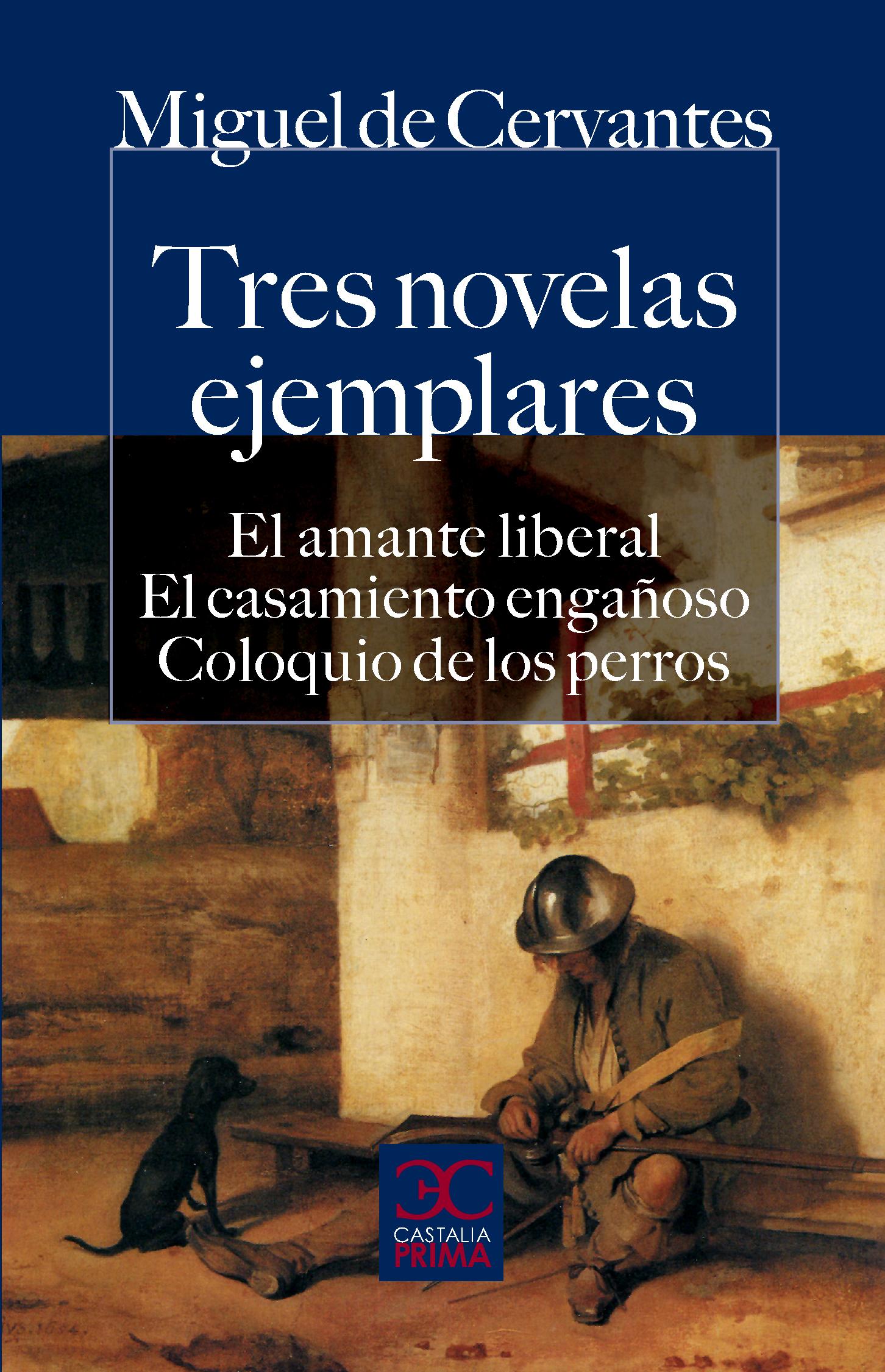 Tres novelas ejemplares