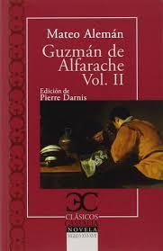 Guzmán de Alfarache Vol. II