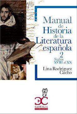 Manual de Historia de la Literatura española 2