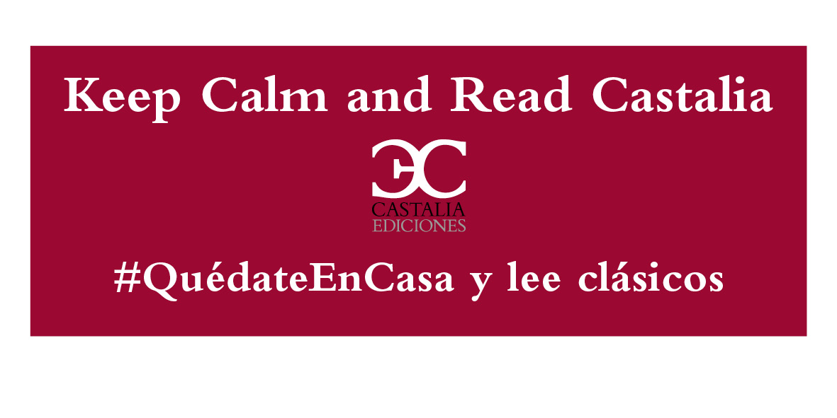 Keep Calm and read Castalia